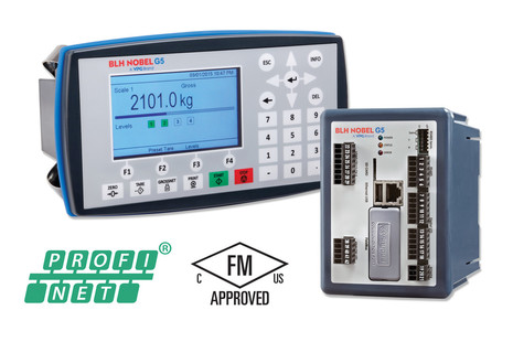 G5 Series of Process Weighing Instrumentation