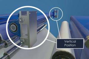 Web Tension Measurement for Paper Machines