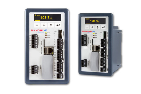 G5 DIN Rail Mount with Display
