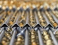 Pharmaceutical button slider