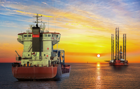 offshore ship image