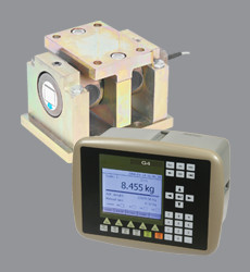 Load cell installation image