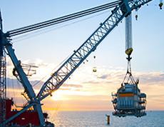 Crane Weighing - Metal