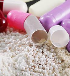 drug capsules image