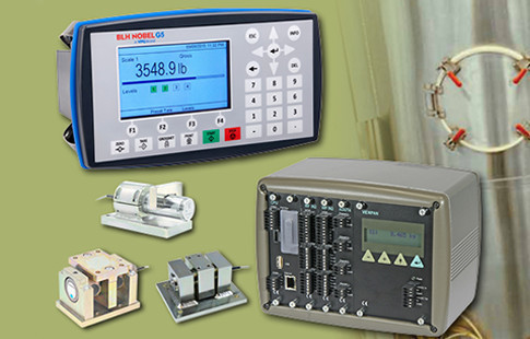 load cells and instrumentation image