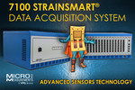 7100 StrainSmart Data Acquisition PR image