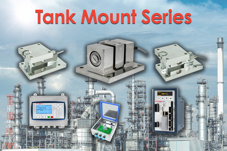 Tank Mount Series with Off-the-Shelf Availability for Process We