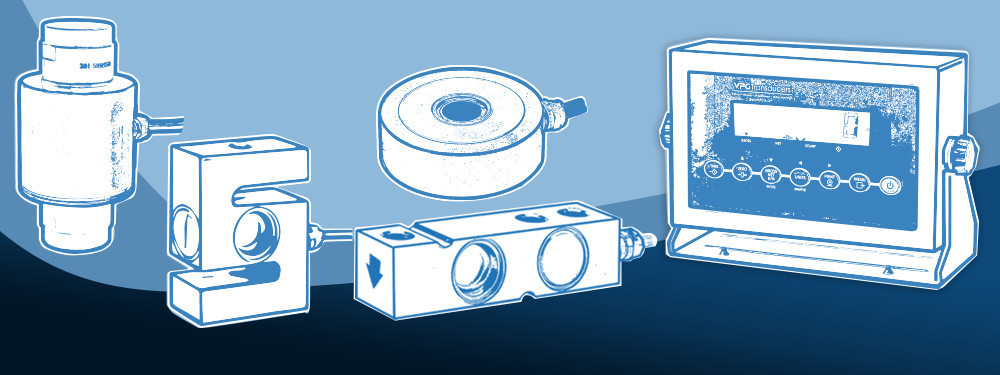 Product compilation - Load Cells, Mounts, Instruments