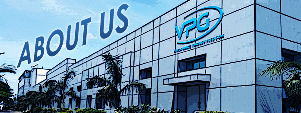 VPG Transducers factory